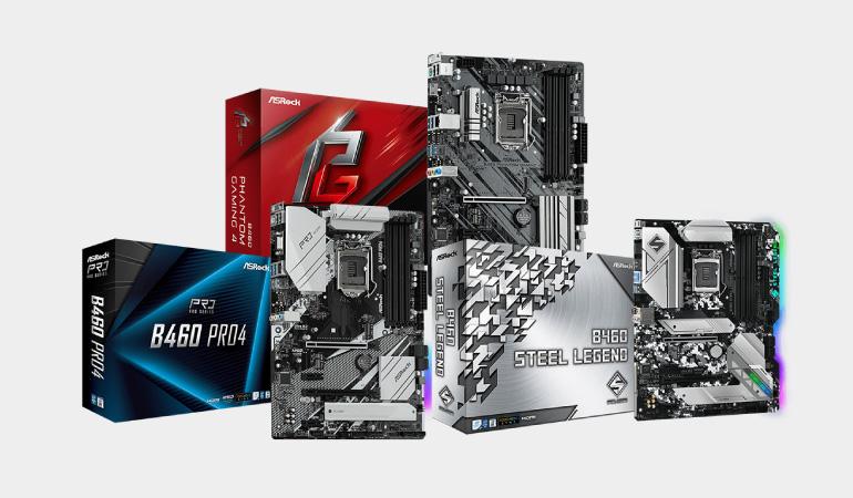 শীঘ্রই  বাজারে আসছে ASRock  এর ১০ম প্রজন্মের Intel  মাদারবোর্ড !